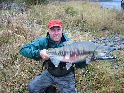 BC Salmon Trip 10/18/05