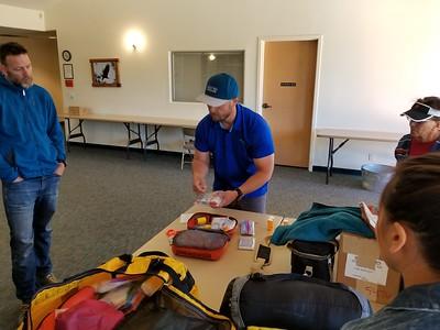Wilderness First Aid - Big Bear - April 28-29 2018
