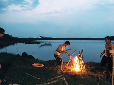 Suoi Giai lake - Binh Phuoc Province - Vietnam