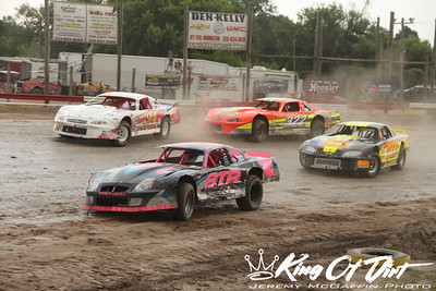June 18, 2017 - Utica Rome - Pro Stocks - Jeremy McGaffin-Feature was ran on 8/20/17
