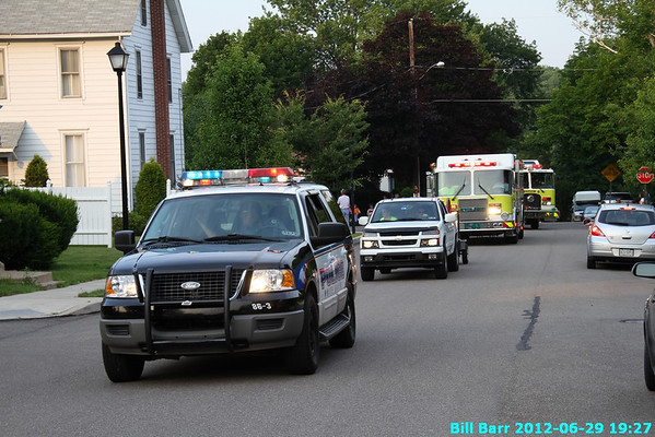 White Haven Parade 6/29/12