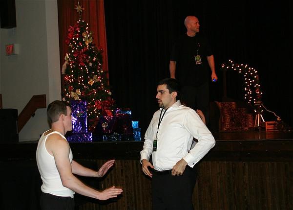 Ahavah 2011 Backstage