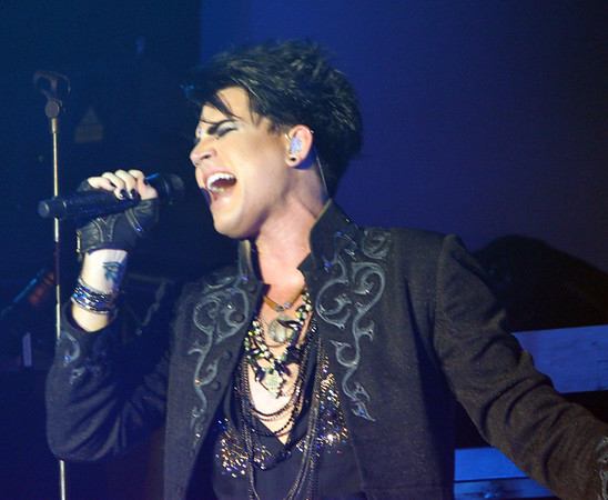 Adam Lambert, NYC Nokia, 6/23, Glam Nation Tour