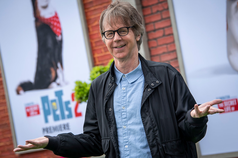 WESTWOOD, CALIFORNIA - JUNE 02: Dana Carvey attends the Premiere of Universal Pictures' 'The Secret Life Of Pets 2' at Regency Village Theatre on Sunday, June 02, 2019 in Westwood, California. (Photo by Tom Sorensen/Moovieboy Pictures)