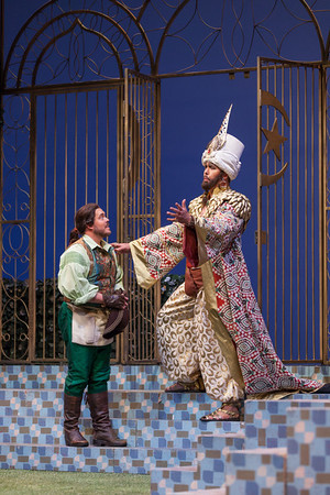Abduction from the Seraglio, Utah Opera, May 2014