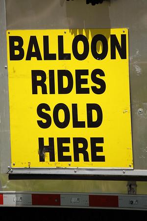 2015 Hot Air Balloon Festival