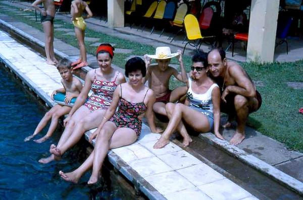 Dundo, Mussungue - Zé Carlos e Maria Eduarda Seixas, Silvina Oliveira, família Fonseca