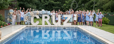 Cruz Christening