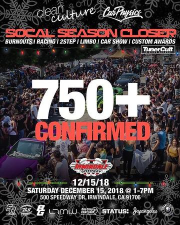 SoCal Season Closer 2018