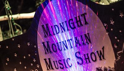 Midnight Mountain Music Show 2015