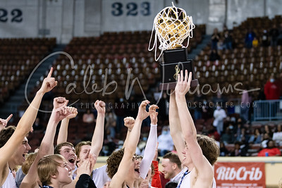 CCS 2021 3a Boys State Basketball Winners