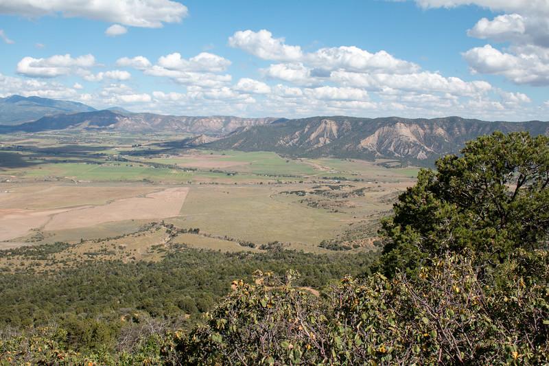 2017-09-15  Mancos Valley Overlook, Mesa Verde National Park, Colorado