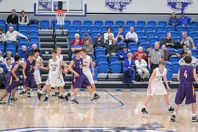 DHS Boys Basketball 12-14-2019