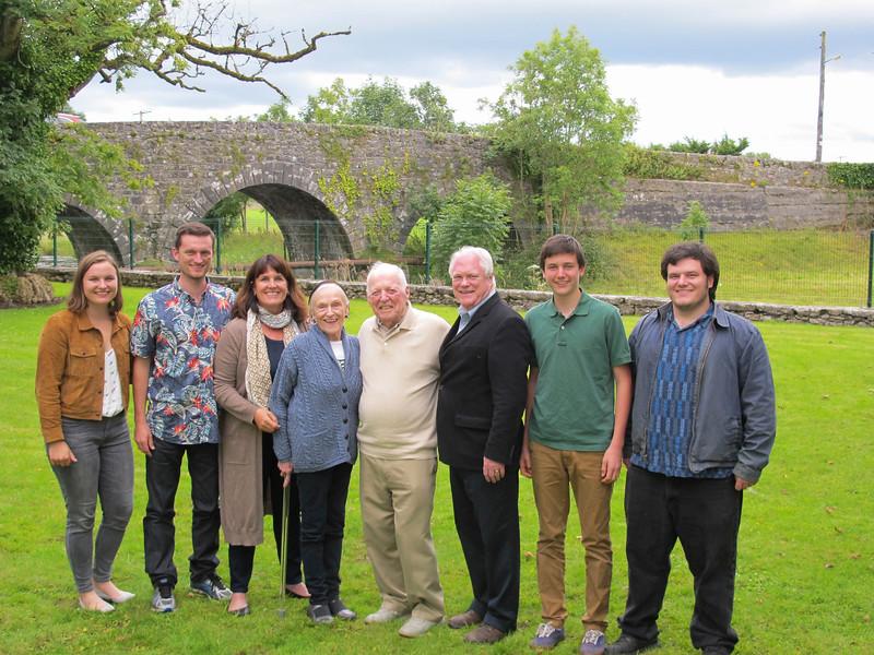 Third O'Callahan Reunion at Richmond House August, 2017  Corofin, Co. Clare, Ireland