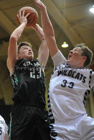 Wilsonville vs. Summit Boys HS Basketball
