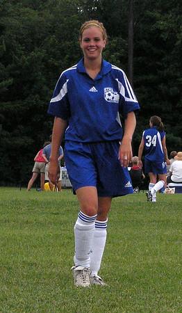 Katie - Soccer - 2005-07-24