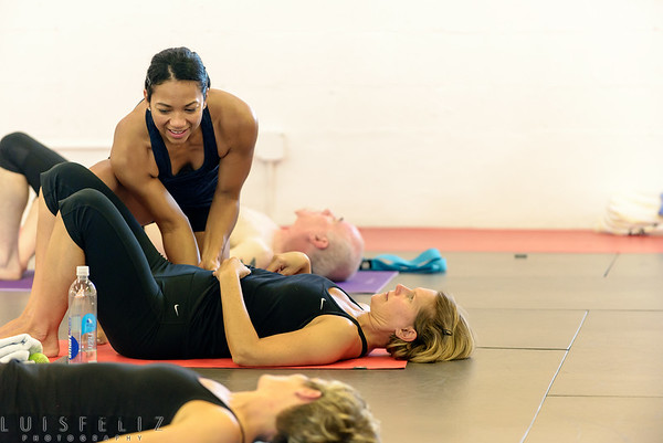 Yoga Tune Up Class