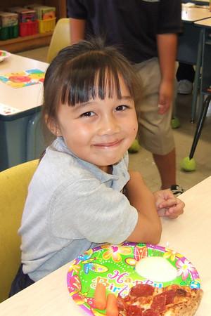 Sierra's Birthday (19 Aug 2005)