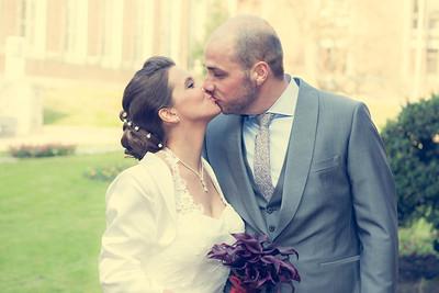 Huwelijk Sarina & Jo