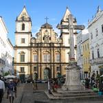 Salvador da Bahia in Brazil