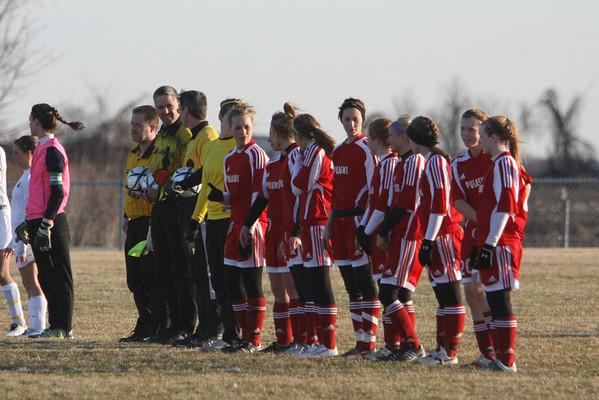 Pulaski Soccer - 2009