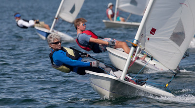 July 29th Laser Racing