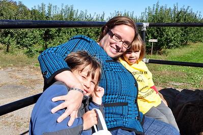 2010-10-09 - Apple Picking at Fairmount Fruit Farm