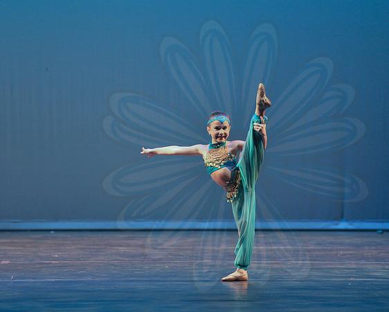 Patricia Penenori  Dance-End of Year Show 2012 Act II