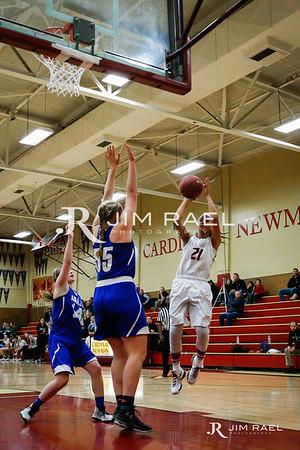 Varsity Basketball Vs. Analy