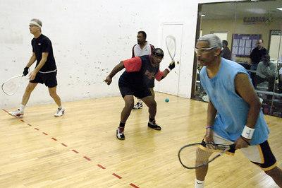 2006-09-16 Men's 50+ Open Semifinals