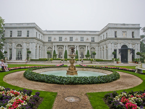 Tour of Newport RI Mansions