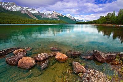 Canadian Rocky Mountains, Jasper National Park -加拿大 贾斯珀国家公园