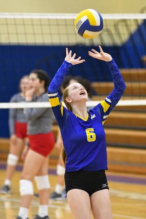 West-Oak at Wren JV Volleyball 9-9-21