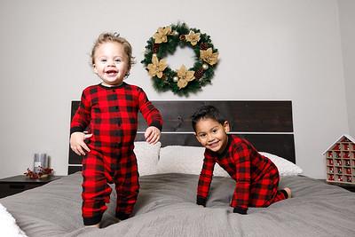 Borne Family - Christmas 2017