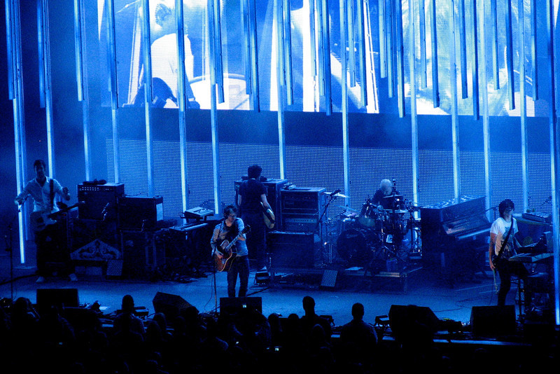 Radiohead Hollywood Bowl 08-24-08 227