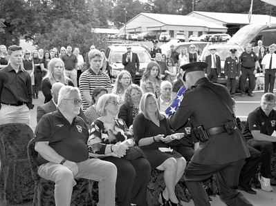 Funeral for Mount Lebanon Police Officer Jerrod Withrow