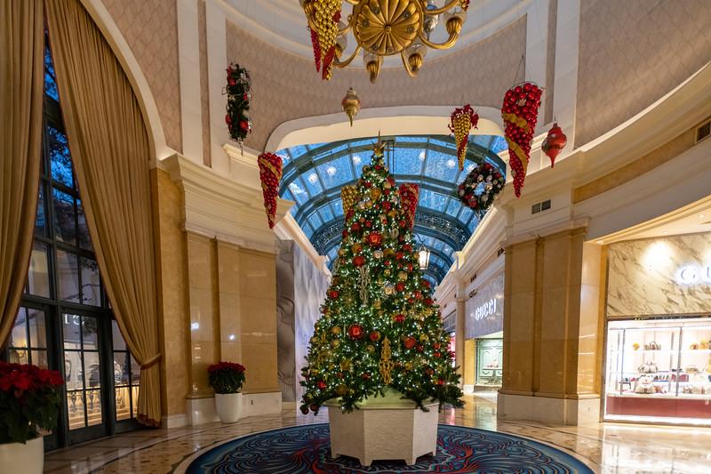 Bellagio's Resort and Casino