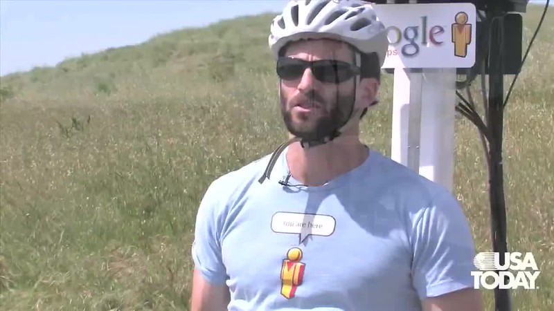 Talking Tech - Google mapping with the Trike.mp4