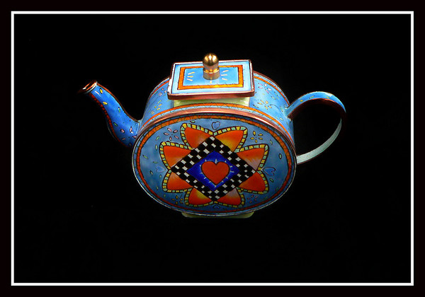 My Collection - Little Tea Pots