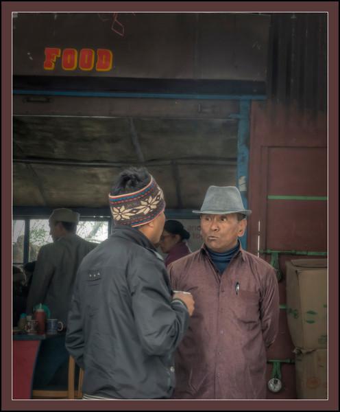 Food. Sikkim, India.