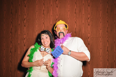 Erin & Dan's Photo Booth!