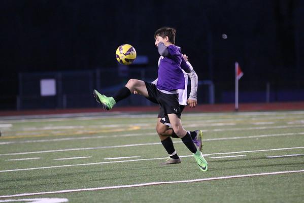 DMS Soccer boys game 2016