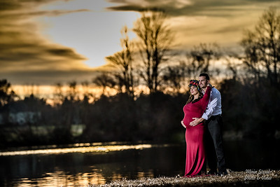 Victoria's Maternity Session