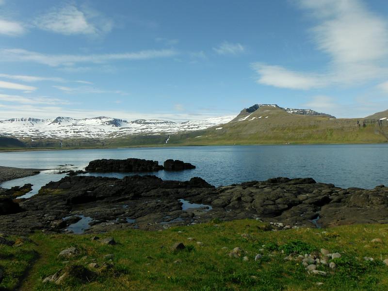 Í Hornvík