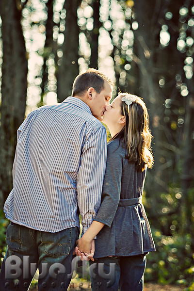Catie & Chris' Engagement Session