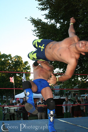 J-Busta vs Dylan Kage vs Mikaze