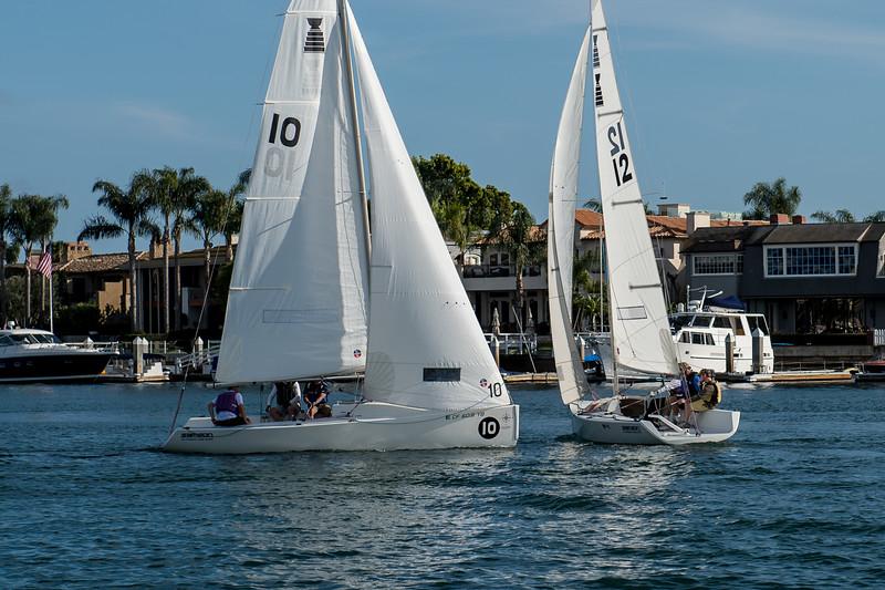 BYC Invitational Team Racing Regatta Practice (6 of 15)
