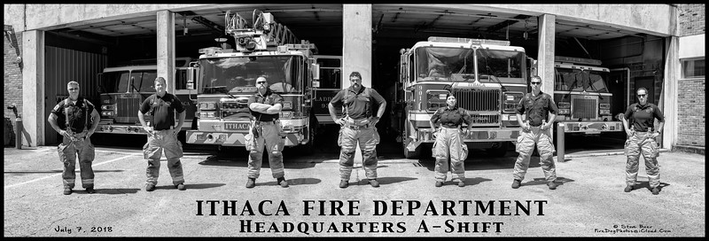 Ithaca, NY Fire Department