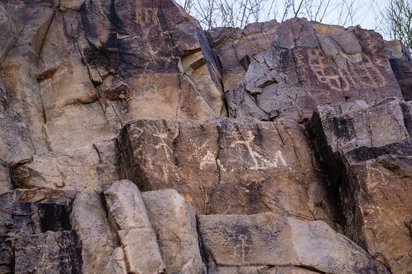 Arizona Petroglyphs