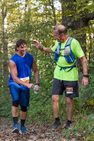 ORRRC Broken Toe 25k/50k - October 21, 2017